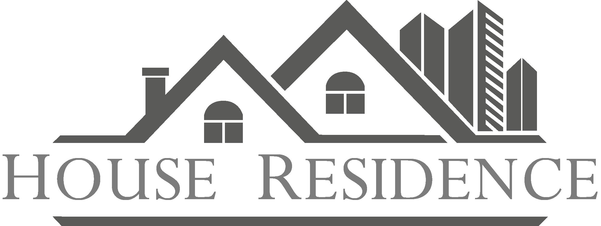 House Residence Logo